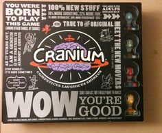 Cranium wow game board ,#BoardGames, Card Games,