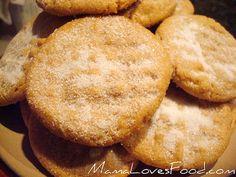 Three Ingredient Peanut Butter Cookies by MommyNamedApril, via Flickr