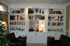 Living Room - traditional - living room - st louis - by Custom Woodwork LLC