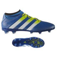 8263f4a4993 adidas ACE 16.2 PrimeMesh FG AG Soccer Shoes (Blue Green)  http