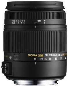 Amazon.com: Sigma 18-250mm f3.5-6.3 DC MACRO OS HSM for Nikon Digital SLR Cameras: Camera & Photo.  This is reviewed as an excellent walking around/everyday lens.  $550