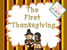 "This is a fun little book that will teach your students about the first feast that the Pilgrims and Indians had! As they learn about the first Thanksgiving, they will get to color, draw, sequence, and match! It's a fun way to help this true story ""stick"". Enjoy!"