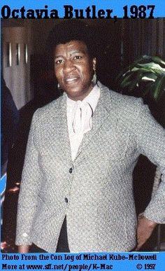 Octavia Butler lesbisk