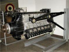 Motor Jumo 213. FW-190 D