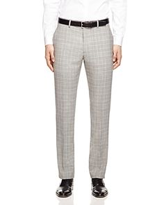 Original Penguin Plaid Slim Fit Dress Pants - Compare at $150