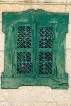 Architectural Detail in Goujoim