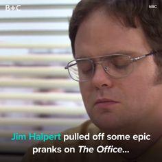 Poor Dwight.