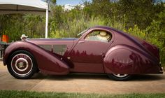 1931 Bugatti Type 51 Dubos Coupe by n2opower, via 500px