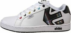 """""""Etnies Women's Fader """" Etnies Fader, West New York, Skateboarding, Athletic Shoes, Sneakers Nike, Brand New, Leather, Bags, Nike Tennis"""