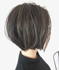 藤井ショートハイライトカラー  #hair_e.s#外国人風#ハイトーンカラー#ハイライト#グ... • hair_e.s2010