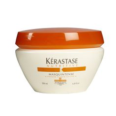 kerastase masqueintense for normal to dry hair as well as damaged to sensitized hair- rebalances and adds nutrition