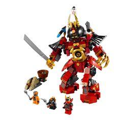 "LEGO Ninjago Samurai Mech (9448) - LEGO - Toys ""R"" Us"