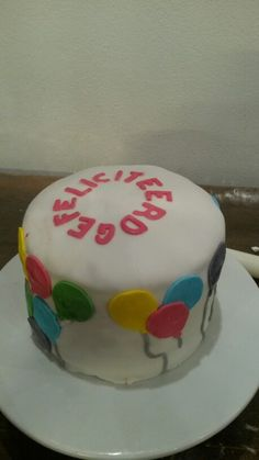 22th Birthdaycake for Shauna