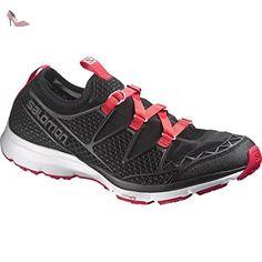 Salomon chaussures de sport pour femme Gris Taille 40 - Chaussures salomon  (*Partner-Link) | Chaussures Salomon | Pinterest