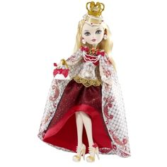 New 2014 doll! EVER AFTER HIGH LEGACY DAY APPLE WHITE Doll