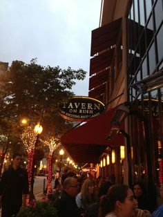 Tavern on Rush, Chicago