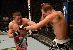 UFC welterweight Rick Story