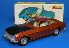 Ford Capri 1/37 by Guisval, 1972