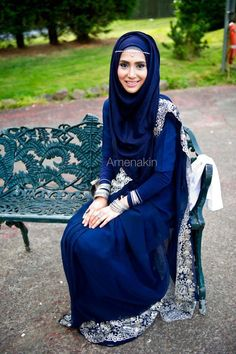 Amenakin; owner of Pearl-Daisy.com; another one of my favourite hijab fashionista!