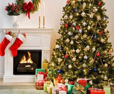 Home and creativity of ideas for Christmas New Year's simple and wonderful | Education-Problems-Solutions