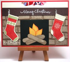 Merry Christmas by ros - Cards and Paper Crafts at Splitcoaststampers