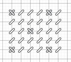 dotted swiss stitch - Google Search
