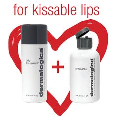 Mix Daily Microfoliant with PreCleanse and a bit of water for a lovely soft skin and kissable lips