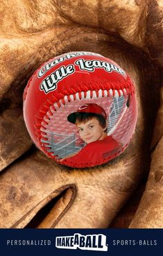 Need a unique baseball gift? These personalized baseballs are perfect for anyone who is a baseball player, coach, or fan. Visit makeaball.com to get started with our easy-to-use design tool.