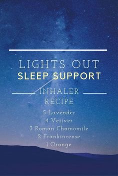 Trouble sleeping? Here's an essential oil blend for the insomniacs out there. This inhaler blend includes relaxing oils: lavender, vetiver, roman chamomile, frankincense, and orange. Get a good nights rest by creating this inhaler blend. Shop Sage Hill in #frankincenseessentialoilsleep