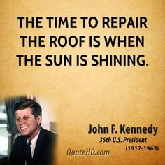 Image result for john kennedy tragedy quote about
