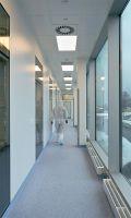 DLW Linoleum Referenzen - Radium Krankenhaus in Oslo - Armstrong