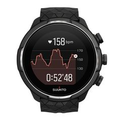 Suunto 9 Baro Titanium is a GPS sport watch with wrist heart rate, long battery life and barometer, perfect for ultra running and outdoor adventures. Sport Watches, Watches For Men, Nice Watches, Spartan Sports, Best Sports Watch, Snorkel, Track Workout, Heart Rate Monitor, Seiko Watches