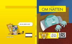 Om Natten (At Night) - Published, 2013 Cappelen Damm  © Max Estes www.maxestes.com