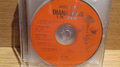 GRANDES MITOS. DIANA ROSS & THE SUPREMES. SOLAMENTE CD / SIN CARÁTULAS - CALIDAD LUJO