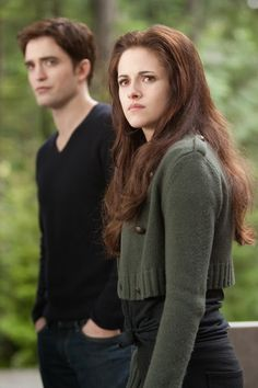 Edward/Bella 'Breaking Dawn - Part 2' Movie Stills