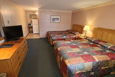 Deluxe two queen room Bocce Court, Queen Room, Workout Rooms, Free Wifi, Outdoor Pool, Indoor, Bed, Furniture, Home Decor