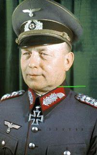Paul Ludwig Ewald von Kleist (8 Aug. 1881 - 16 Okt. 1954) Generalfeldmarschall