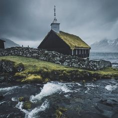 They know where to build churches on the Faroe Islands Check out my today's story to learn more about my presets.