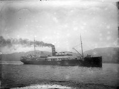 "[Hurtigruteskipet ""Polarlys"", BDS] - Marcus Steamer, Sailing Ships, Boat, Coasters, Deco, Dinghy, Coaster, Boats, Decor"