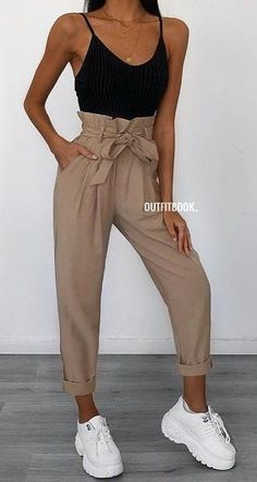 cute outfits for spring & cute outfits ; cute outfits for school ; cute outfits with leggings ; cute outfits for winter ; cute outfits for school for highschool ; cute outfits for women ; cute outfits for spring Preppy Summer Outfits, Cute Casual Outfits, Spring Outfits, Mode Outfits, Girl Outfits, Fashion Outfits, Style Outfits, Vetement Fashion, Teenager Outfits
