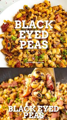 Pea Recipes, Veggie Recipes, Indian Food Recipes, Cooking Recipes, Tasty Videos, Food Videos, Peas And Bacon Recipe, Smoked Ham, Smoked Sides
