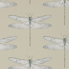 Products | Harlequin - Designer Fabrics and Wallpapers | Demoiselle (HGAT111241) | Palmetto Wallpapers