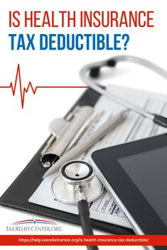 Is Health Insurance Tax Deductible? Is Health Insurance Tax Deductible? Types Of Health Insurance, Dental Insurance, Car Insurance, Types Of Taxes, Medical Conferences, Irs Forms, Tax Help, Private Mortgage Insurance