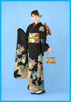 kimono japones tradicional - Buscar con Google