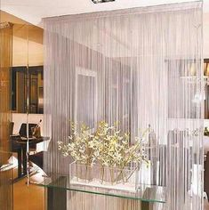 Home Decor Curtains home decor curtains Rain Curtain Home Decor Accents To Romanticise Modern Interior Design