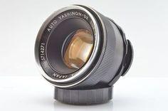 Yashica Auto Yashinon-DX 50mm f/1.7 Lens for M42 Mount w/ Rear Cap. (V2635)