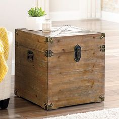SONOMA life + style® Duncan Trunk