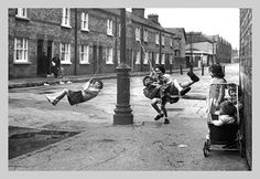 Dublin Children at Play Giclee on canvas Ireland 1916, Dublin Ireland, Old Pictures, Old Photos, Photo Engraving, Dublin City, Wonderful Images, Street View, Art Prints