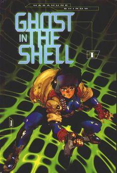 Ghost in the shell by Masamune Shirow / Kodansha Ltd.