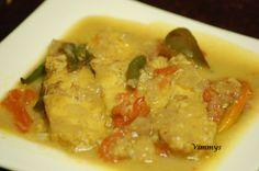 Fish Molly/Molee (Kerala Style)